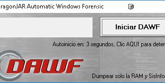 DAWF: DragonJAR Automatic Windows Forensic