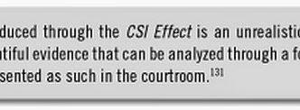"""El """"efecto CSI"""" y los forenses informáticos"""