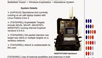 ¿Puede la NSA acceder a redes WIFI a 12 Km de distancia?