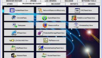 "WIN-UFO: Hacking/Forensics de ""botón gordo"" para Windows"